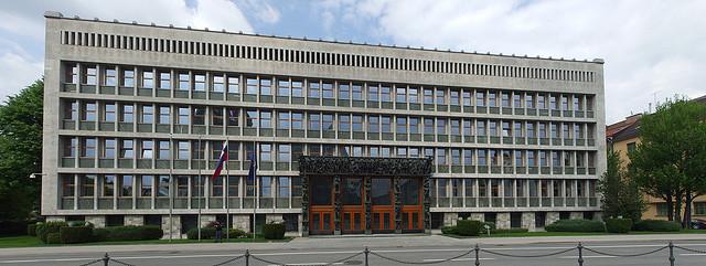 Slovenski parlament (foto: Chris Nicolson via Flickr)