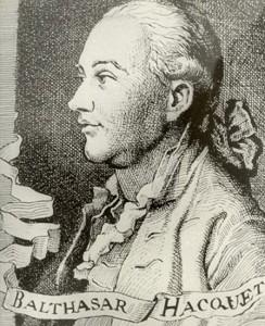 Baltazar Hacquet