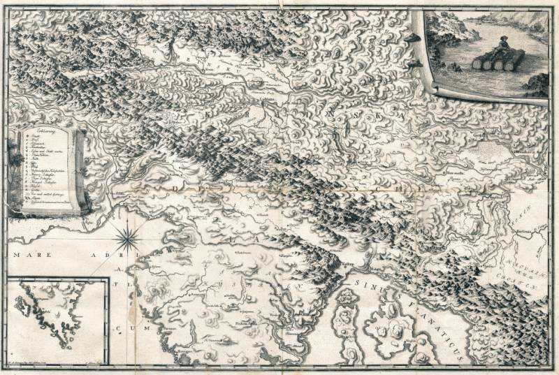 Baltazar Hacquet, Krainska deschela, 1778