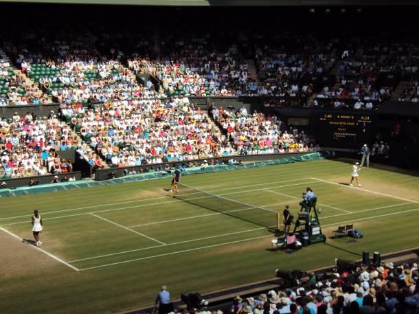 Wimbledon (foto: Tina Križan)