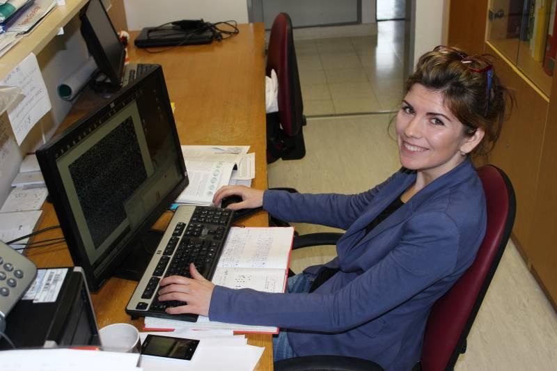 Anna Oslizło (foto: osebni arhiv AO).