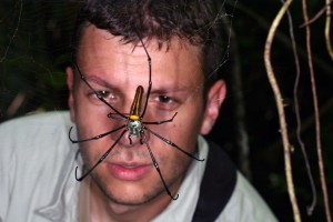 biolog Matjaž Gregorič