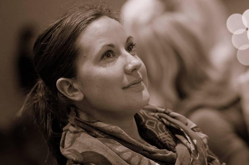 Jelena Burnik (foto: Bojan Šverko)