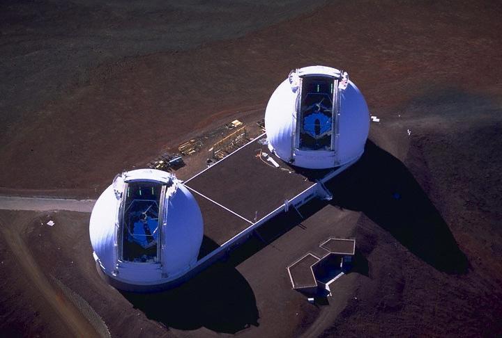 kecknasa teleskop