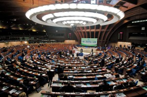 Evropski parlament (vir: Wikipedia)