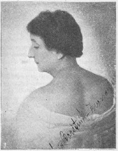Zofija Borštnik-Zvonarjeva, Ženski svet, 1927