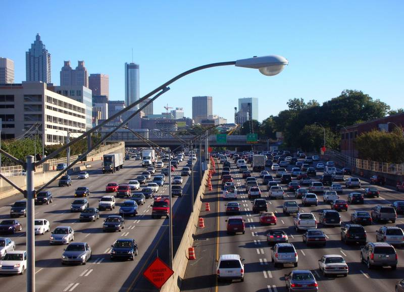 Atlanta, ZDA (foto:  Atlantacitizen via Wikipedia)