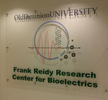 Delavnica je bila na inštitutu Frank Reidy Research Center for Bioelectrics (foto: osebni arhiv).