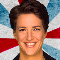 097: Rachel Maddow (MSNBC) – House of Cards