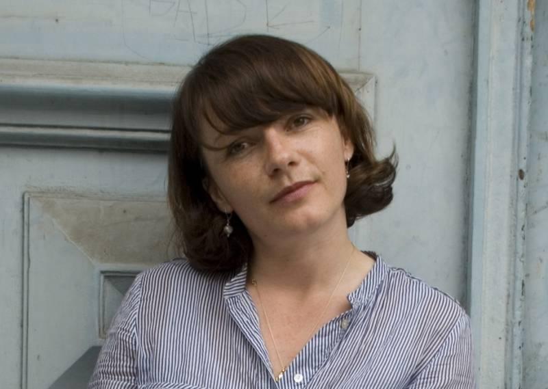 Tanja Radež, oblikovalka (foto: Aleksandra Vajd)