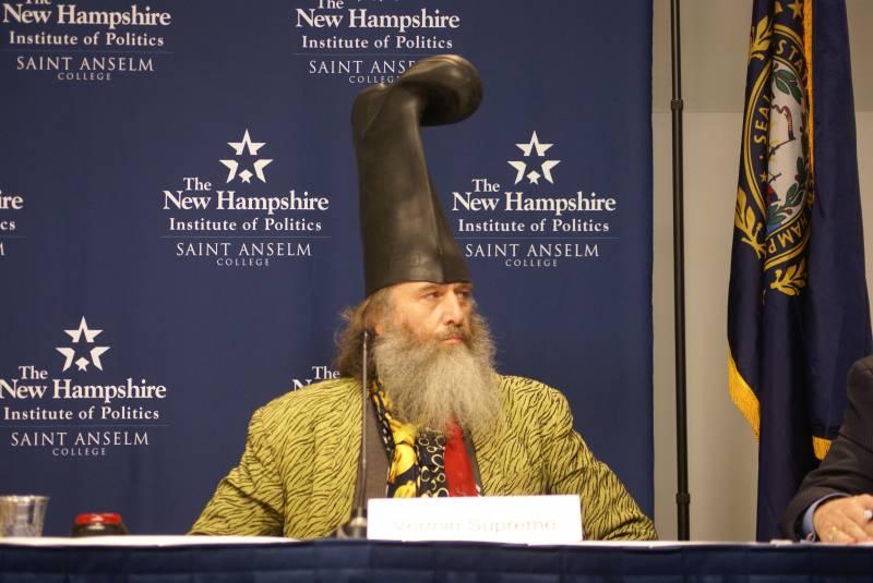 Kandidat Vermin Supreme (foto via Wikipedia)