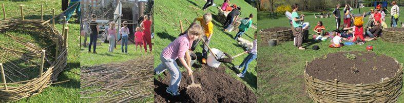Vrtnarske delavnice na Glinškovi ploščadi