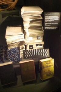 The Baroque Cycle. Knjige, ki jih je Neal Stephenson v celoti napisal na roko. (foto: Michael Hanscom via Flickr)