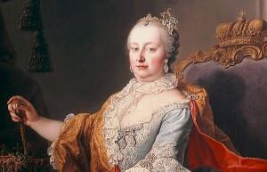 Marija Terezija (foto via Wikimedia)