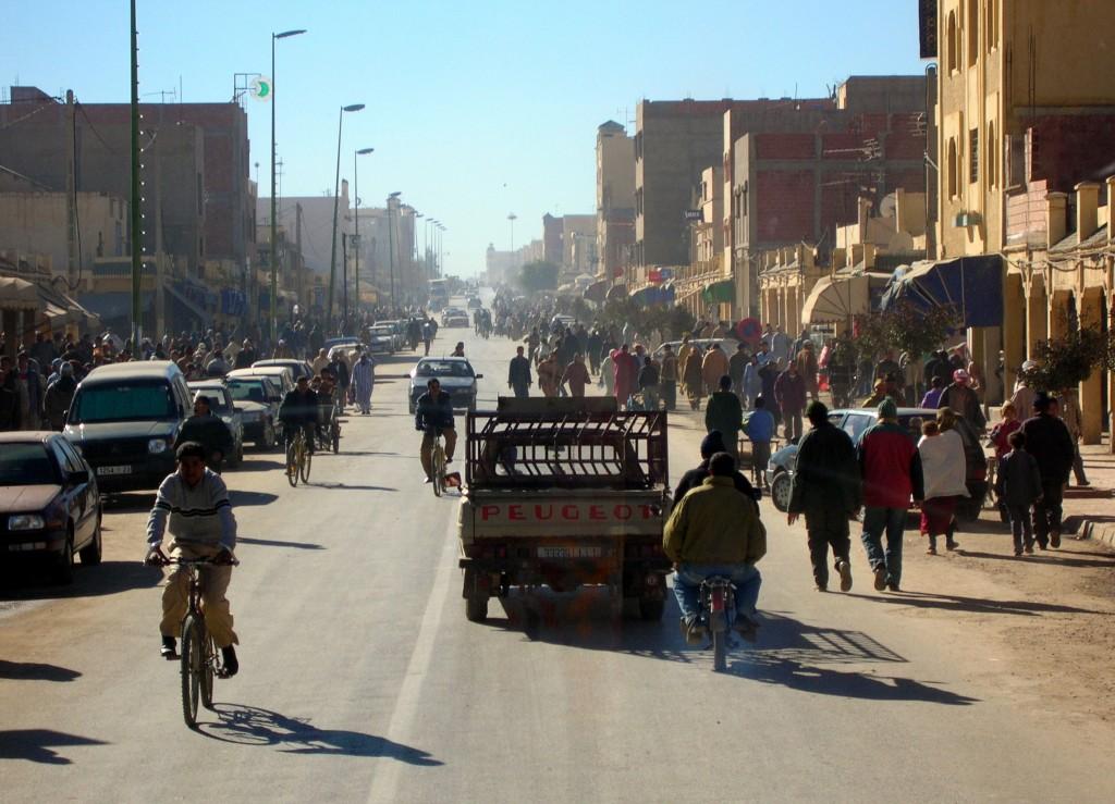 Azrou, Maroko (avtor: Bernard Gagnon via Wikimedia)