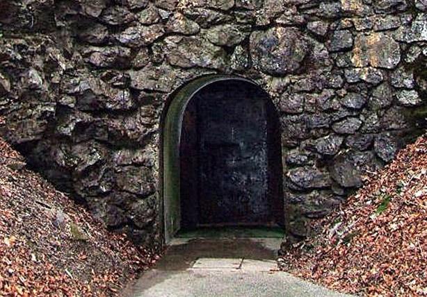 bunker v Gotenici