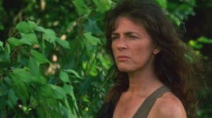 Mira Furlan v vlogi Danielle Rousseau v seriji Lost (foto via mirafurlan.net)