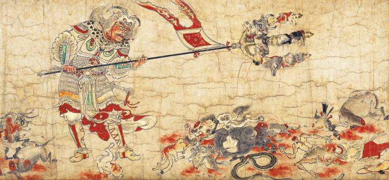 Extermination of Evil Sendan Kendatsuba (foto via Wikipedia)
