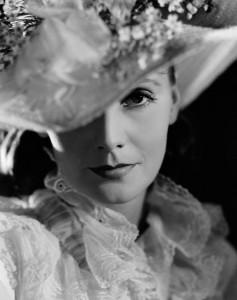Greta Garbo kot Ana Karenina, 1935 (foto via Wikimedia)
