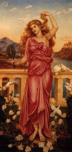Lepa Helena (avtorica:  Evelyn De Morgan via Wikipedia)