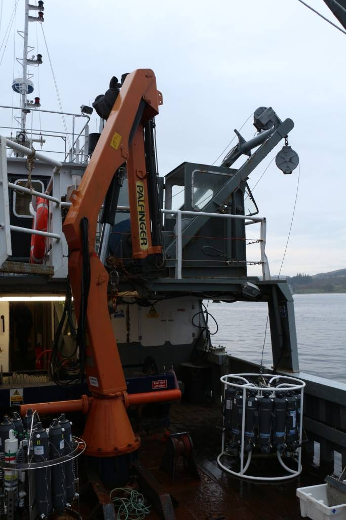 Instrumenti na ladji Calanus_Hayden Ripple