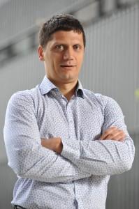 Klemen Belhar (foto: osebni arhiv)