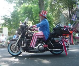 Parada ob Dnevu neodvisnosti (foto: osebni arhiv)