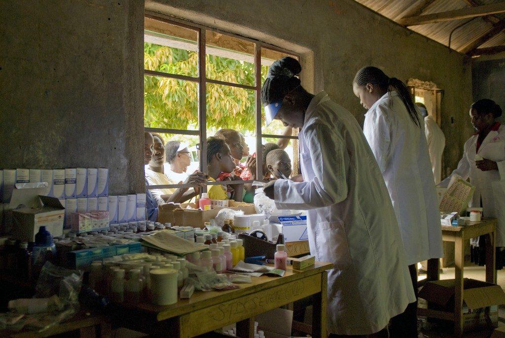 Malaria fight 2