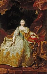 Cesarica Marija Terezija (foto via Wikimedia)