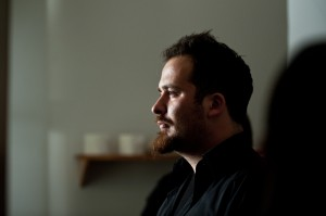 Matevž Luzar (foto: Mitja Ličen)