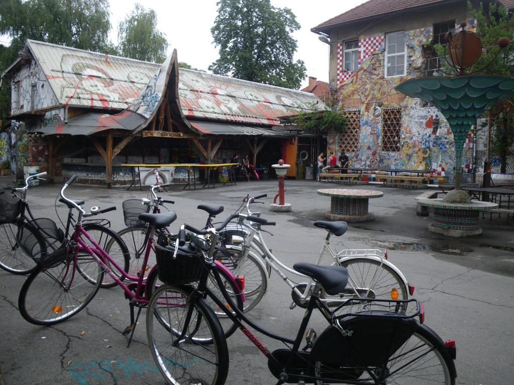 Metelkova, Ljubljana (foto: Tevž Černigoj)