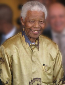 Nelson Mandela (avtor: South Africa The Good News)