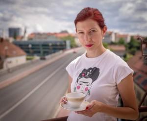 Petra Greiner (foto: Anja Tomanič)