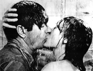 Rock Hudson in Julie Andrews v filmu Darling Lili, 1968 (foto: UPI via Wikipedia)