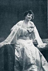 Zofija Borštnik-Zvonarjeva, Dom in svet, 1908