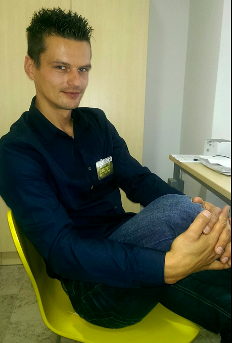 Matjaž Deželak (foto: osebni arhiv MD)