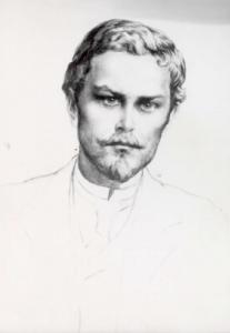 Dragotin Kette (vir: Digitalna knjižnica Slovenije)