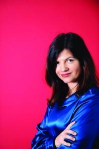 Sonja Šmuc (foto: Mateja Jordovič Potočnik)