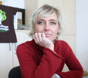 Polonca Štritof (foto: osebni arhiv)