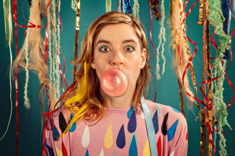 Merrill Garbus, Tune-Yards (foto via Druga godba)