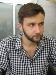 Ernest Alilović: »Prek tega projekta je spoznal Metino listo in začel brati članke, iz katerih sem izvedel veliko zanimivega.«