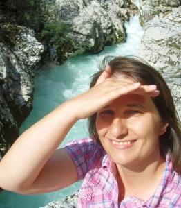 Helena Smole (foto: osebni arhiv Helene Smole)