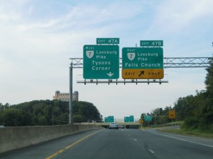 Interstate 495 (foto via aaroads.com)