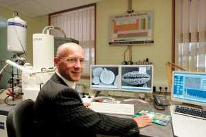 Prof. dr. Janko Jamnik (foto: Barbara Reya)