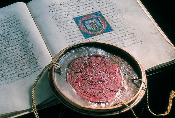 Privilegijska knjiga mesta Kočevje, 1642, Pokrajinski muzej Kočevje