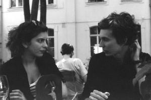 Klara Zalokar in Klemen Zupančič (foto: osebni arhiv)