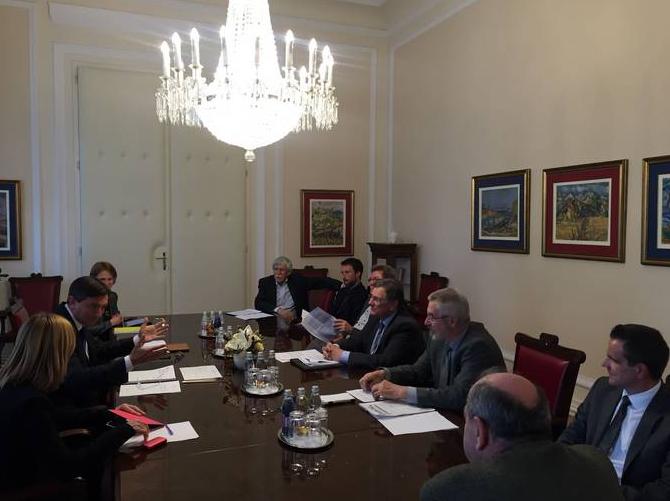 Predsednik republike na posvetu s pravnimi strokovnjaki, 4. maj 2016, Ljubljana (foto via predsednik.si)