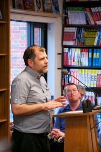 Tyler Cowen (foto: Politics and Prose Bookstore via Flickr)