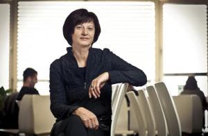 Dr. Milica Antić Gaber (foto via Mladina)