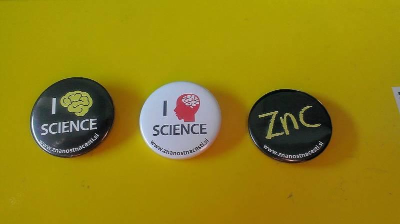 Vir: Facebook stran projekta Znanost na cesti.